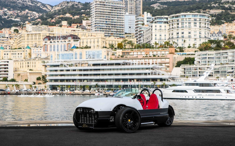 Vanderhall VENICE GTS  Essence BLANC Occasion à vendre