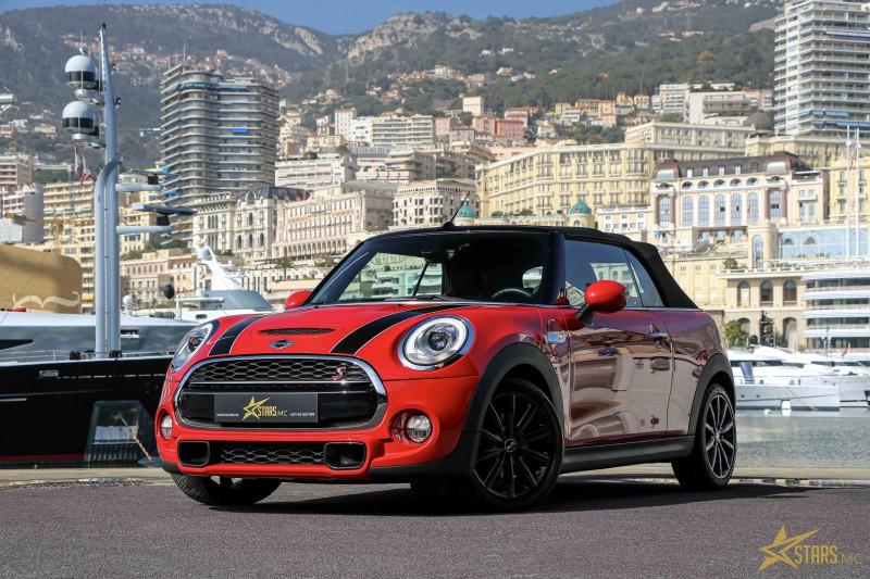 Photo 2 de l'offre de MINI CABRIO COOPER S 192CH RED HOT CHILI BVA à 31900€ chez Stars Monte Carlo