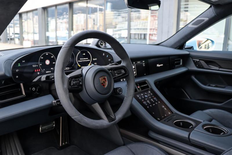 Photo 11 de l'offre de PORSCHE TAYCAN 761CH TURBO S à 175000€ chez Stars Monte Carlo