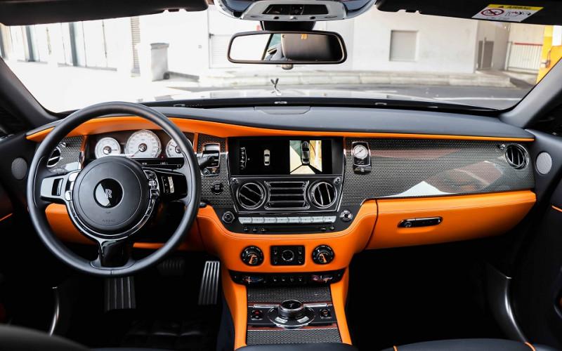 Photo 8 de l'offre de ROLLS-ROYCE WRAITH V12 632CH BLACK BADGE à 260000€ chez Stars Monte Carlo