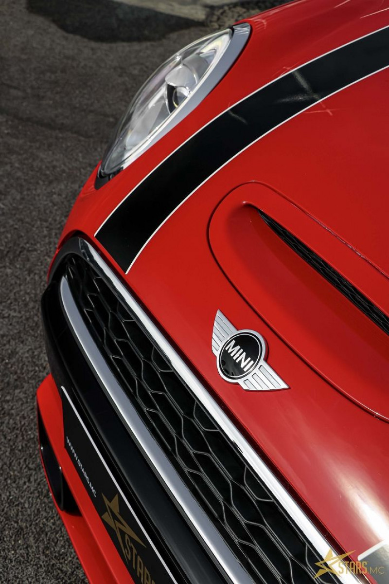 Photo 22 de l'offre de MINI CABRIO COOPER S 192CH RED HOT CHILI BVA à 31900€ chez Stars Monte Carlo