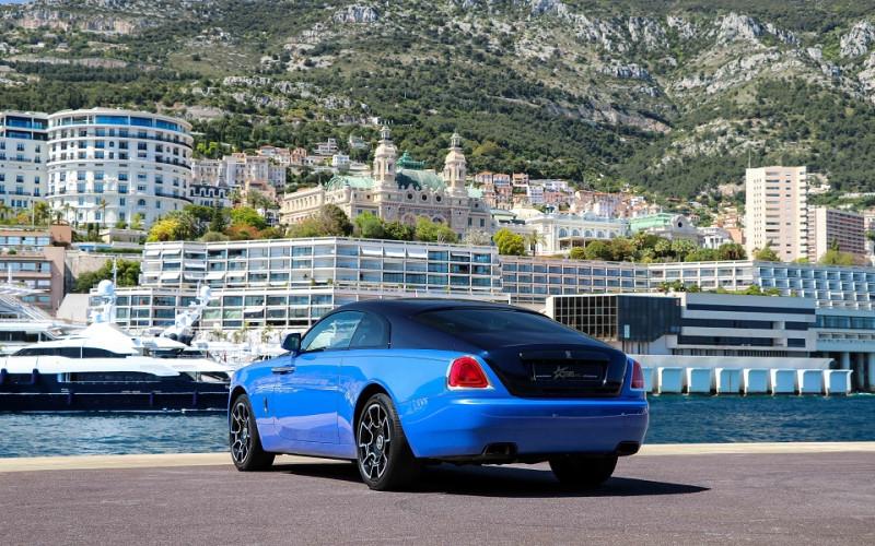 Photo 6 de l'offre de ROLLS-ROYCE WRAITH V12 632CH BLACK BADGE à 260000€ chez Stars Monte Carlo