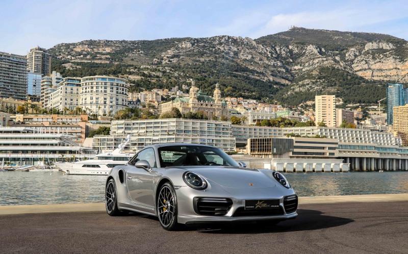 Photo 5 de l'offre de PORSCHE 911 COUPE (991) 3.8 580CH TURBO S PDK à 158991€ chez Stars Monte Carlo