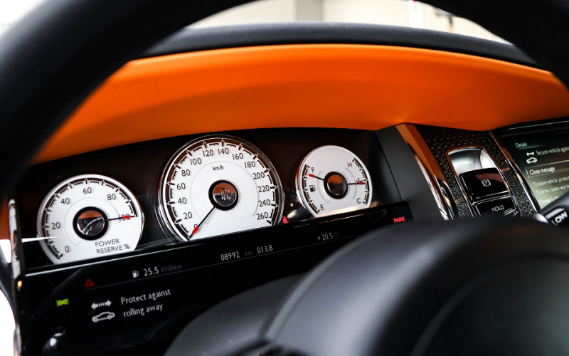 Photo 20 de l'offre de ROLLS-ROYCE WRAITH V12 632CH BLACK BADGE à 260000€ chez Stars Monte Carlo