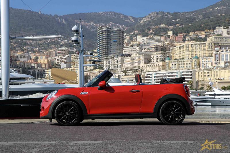 Photo 5 de l'offre de MINI CABRIO COOPER S 192CH RED HOT CHILI BVA à 31900€ chez Stars Monte Carlo