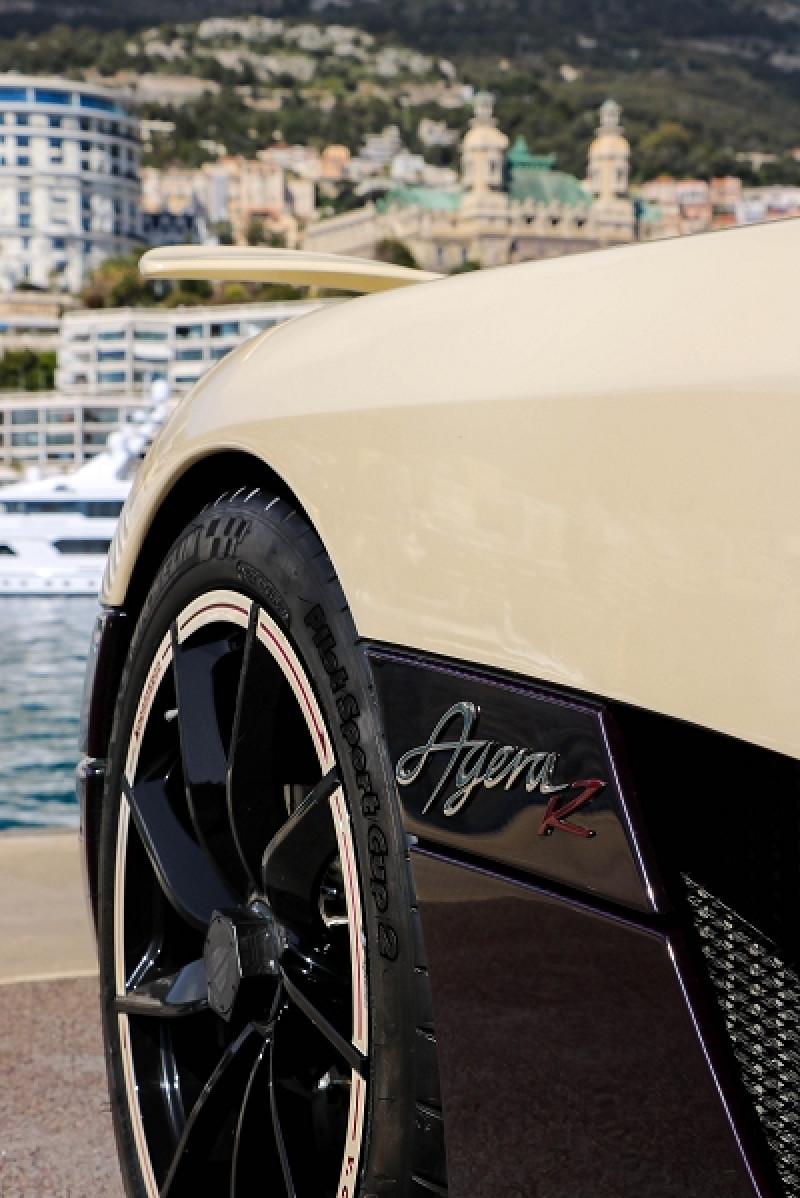 Photo 22 de l'offre de KOENIGSEGG AGERA R CABRIOLET à 2200000€ chez Stars Monte Carlo