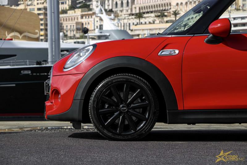 Photo 10 de l'offre de MINI CABRIO COOPER S 192CH RED HOT CHILI BVA à 31900€ chez Stars Monte Carlo