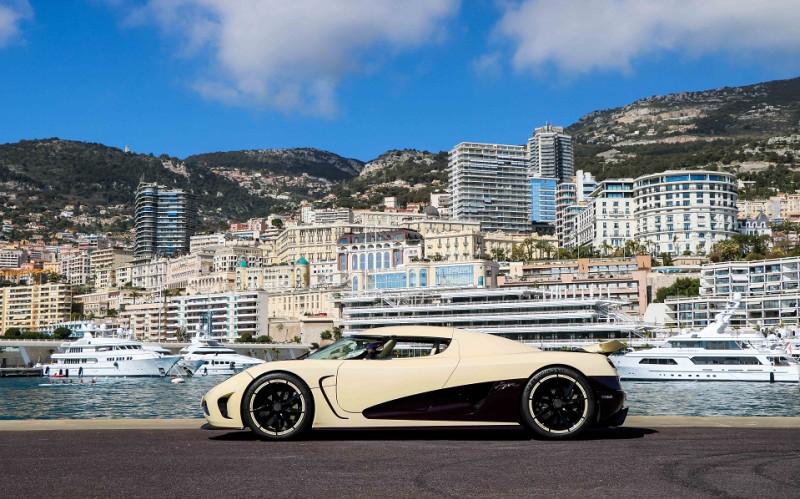 Photo 5 de l'offre de KOENIGSEGG AGERA R CABRIOLET à 2200000€ chez Stars Monte Carlo