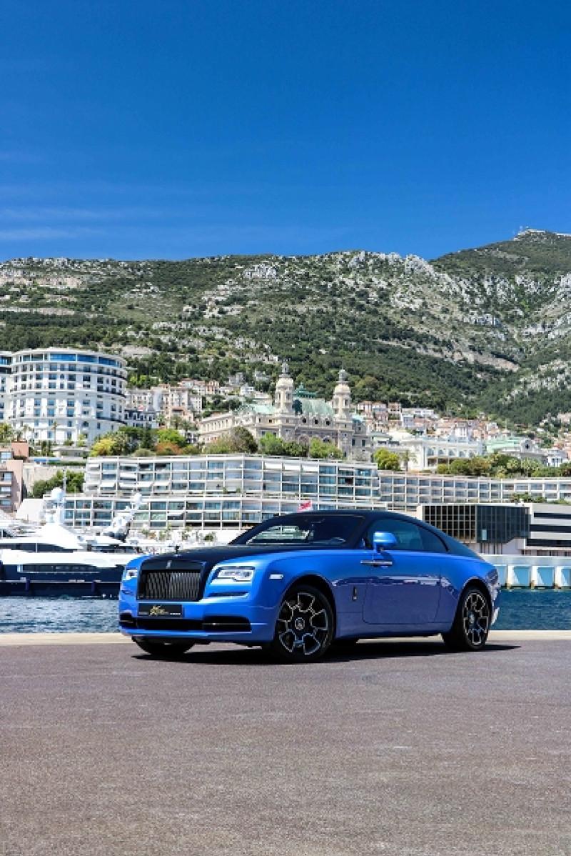 Photo 28 de l'offre de ROLLS-ROYCE WRAITH V12 632CH BLACK BADGE à 260000€ chez Stars Monte Carlo