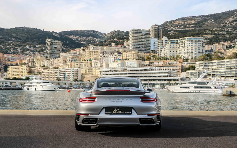 Photo 3 de l'offre de PORSCHE 911 COUPE (991) 3.8 580CH TURBO S PDK à 158991€ chez Stars Monte Carlo