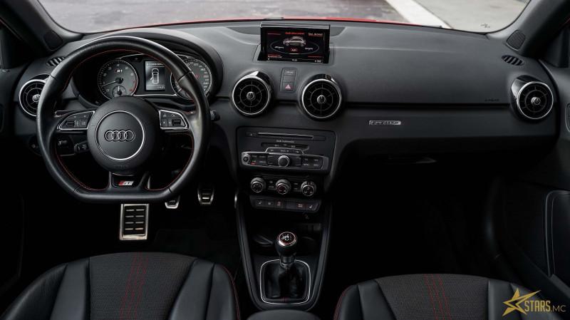 Photo 11 de l'offre de AUDI S1 SPORTBACK 2.0 TFSI 231CH QUATTRO à 26900€ chez Stars Monte Carlo