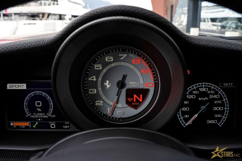 Photo 16 de l'offre de FERRARI 488 GTB V8 3.9 T 720CH PISTA PILOTI à 600000€ chez Stars Monte Carlo