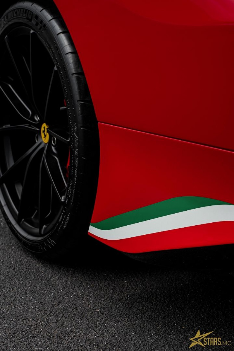 Photo 26 de l'offre de FERRARI 488 GTB V8 3.9 T 720CH PISTA PILOTI à 600000€ chez Stars Monte Carlo