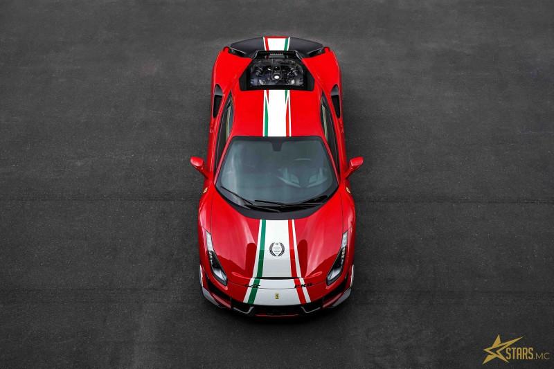Photo 8 de l'offre de FERRARI 488 GTB V8 3.9 T 720CH PISTA PILOTI à 600000€ chez Stars Monte Carlo