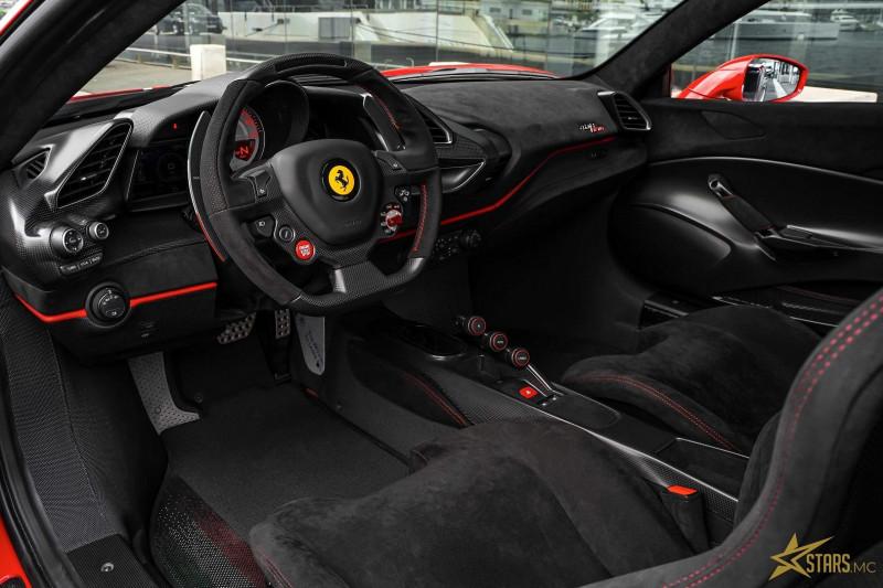 Photo 9 de l'offre de FERRARI 488 GTB V8 3.9 T 720CH PISTA PILOTI à 600000€ chez Stars Monte Carlo