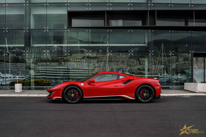 Photo 4 de l'offre de FERRARI 488 GTB V8 3.9 T 720CH PISTA PILOTI à 600000€ chez Stars Monte Carlo