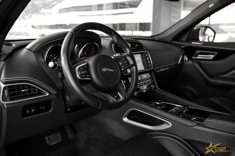 Photo 8 de l'offre de JAGUAR F-PACE 2.0D 180CH LIMITED R-SPORT AWD BVA8 à 41000€ chez Stars Monte Carlo