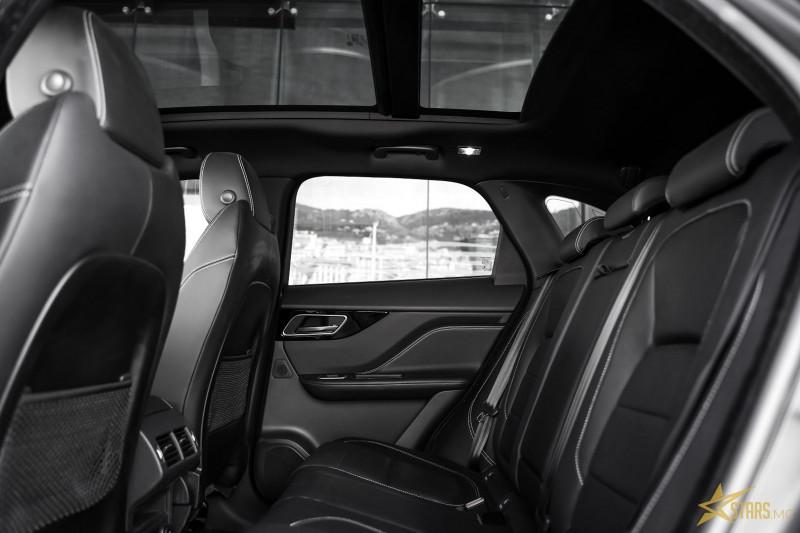 Photo 11 de l'offre de JAGUAR F-PACE 2.0D 180CH LIMITED R-SPORT AWD BVA8 à 41000€ chez Stars Monte Carlo
