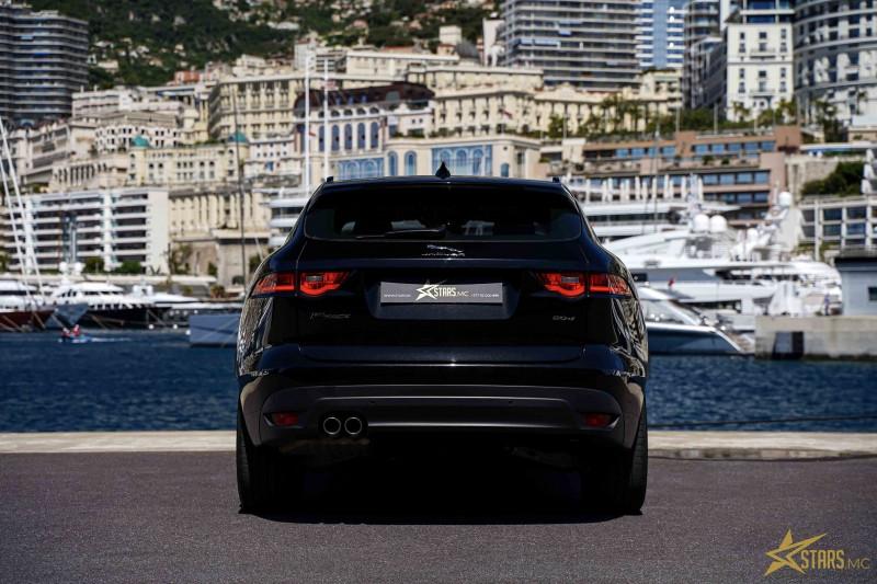 Photo 6 de l'offre de JAGUAR F-PACE 2.0D 180CH LIMITED R-SPORT AWD BVA8 à 41000€ chez Stars Monte Carlo