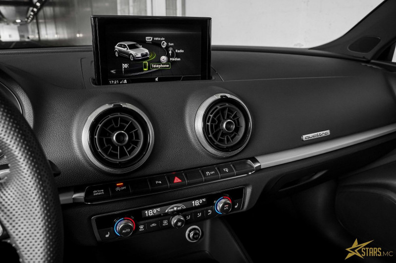 Photo 17 de l'offre de AUDI S3 SPORTBACK 2.0 TFSI 310CH QUATTRO S TRONIC 7 à 42900€ chez Stars Monte Carlo