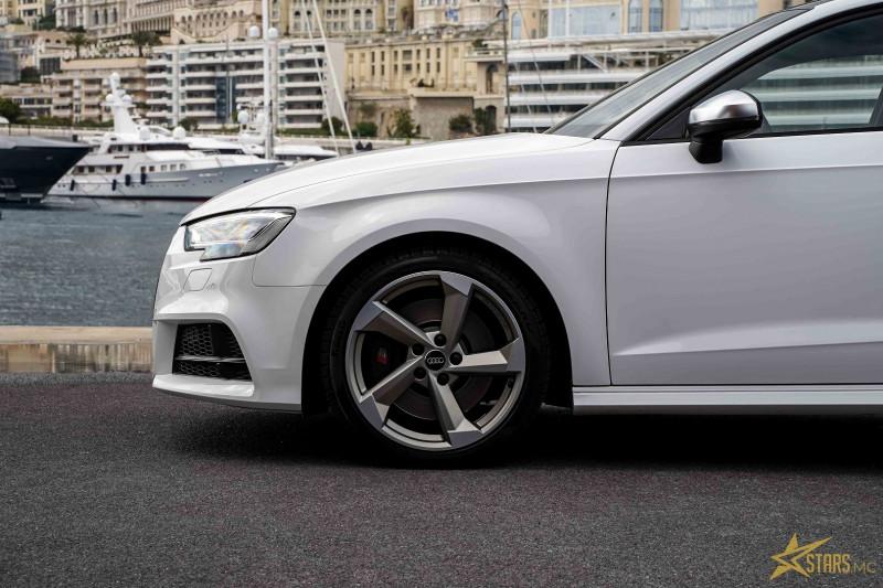 Photo 9 de l'offre de AUDI S3 SPORTBACK 2.0 TFSI 310CH QUATTRO S TRONIC 7 à 41400€ chez Stars Monte Carlo