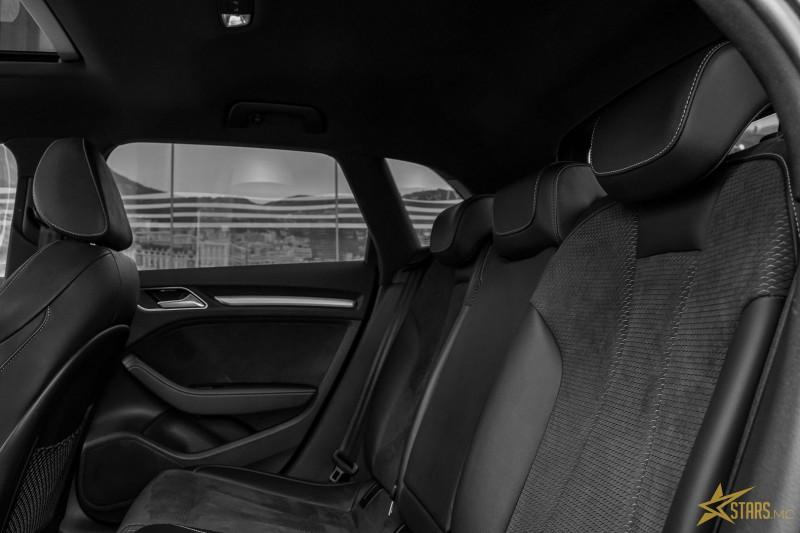 Photo 12 de l'offre de AUDI S3 SPORTBACK 2.0 TFSI 310CH QUATTRO S TRONIC 7 à 41400€ chez Stars Monte Carlo