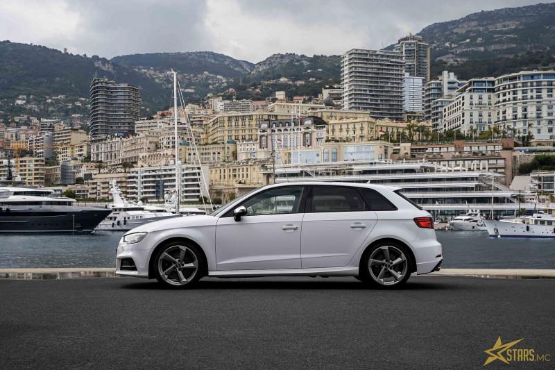 Photo 5 de l'offre de AUDI S3 SPORTBACK 2.0 TFSI 310CH QUATTRO S TRONIC 7 à 41400€ chez Stars Monte Carlo