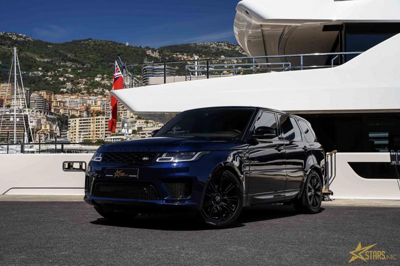 Photo 2 de l'offre de LAND-ROVER RANGE ROVER SPORT 3.0 SDV6 306CH HSE MARK VII à 85000€ chez Stars Monte Carlo