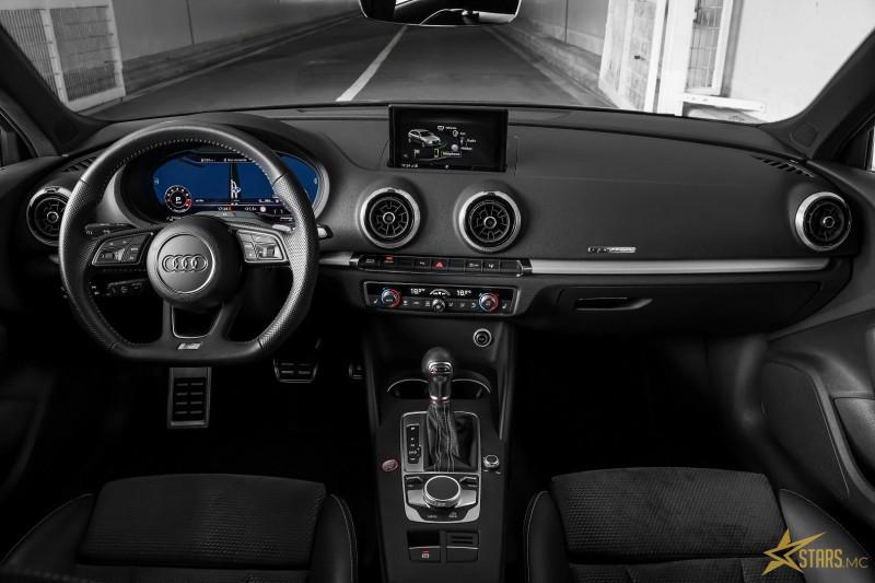 Photo 10 de l'offre de AUDI S3 SPORTBACK 2.0 TFSI 310CH QUATTRO S TRONIC 7 à 42900€ chez Stars Monte Carlo