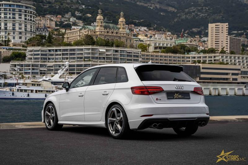 Photo 8 de l'offre de AUDI S3 SPORTBACK 2.0 TFSI 310CH QUATTRO S TRONIC 7 à 41400€ chez Stars Monte Carlo