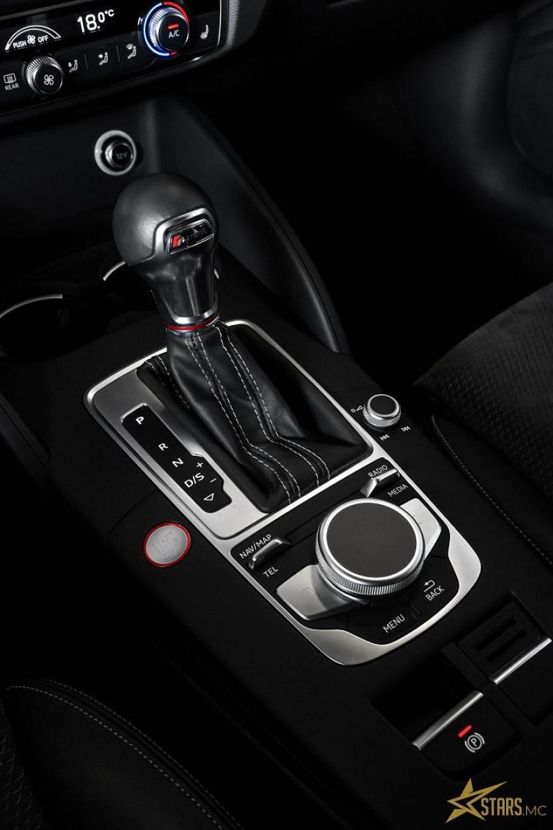 Photo 18 de l'offre de AUDI S3 SPORTBACK 2.0 TFSI 310CH QUATTRO S TRONIC 7 à 42900€ chez Stars Monte Carlo