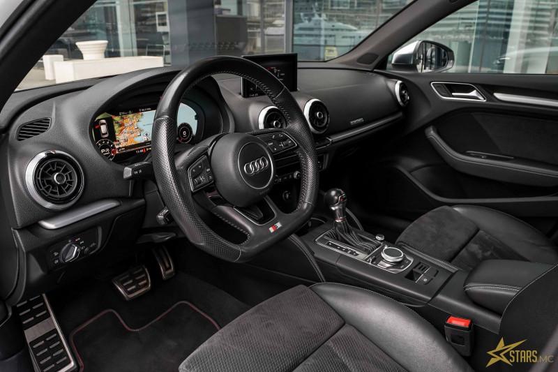 Photo 10 de l'offre de AUDI S3 SPORTBACK 2.0 TFSI 310CH QUATTRO S TRONIC 7 à 41400€ chez Stars Monte Carlo