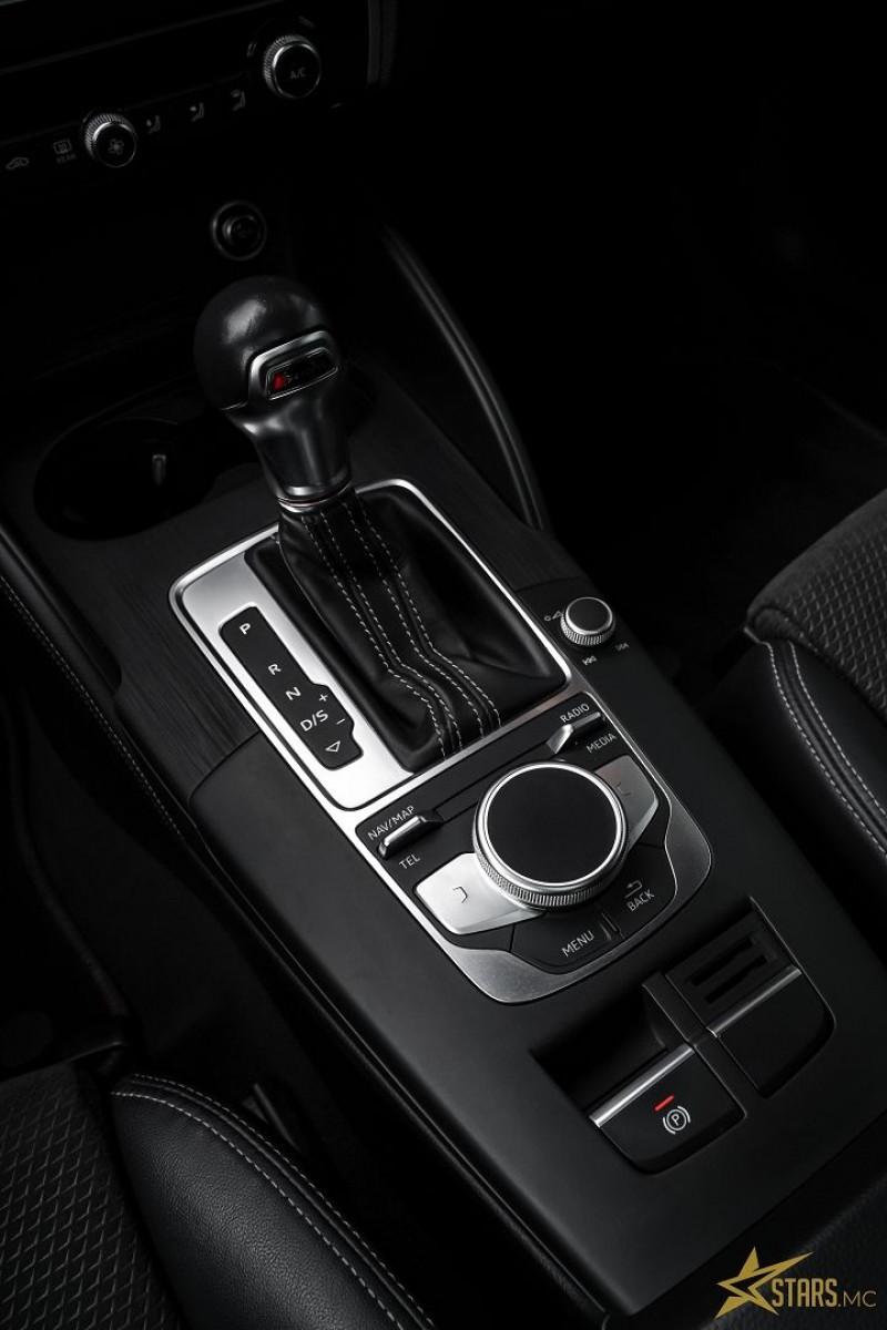 Photo 18 de l'offre de AUDI S3 SPORTBACK 2.0 TFSI 310CH QUATTRO S TRONIC 7 à 41400€ chez Stars Monte Carlo