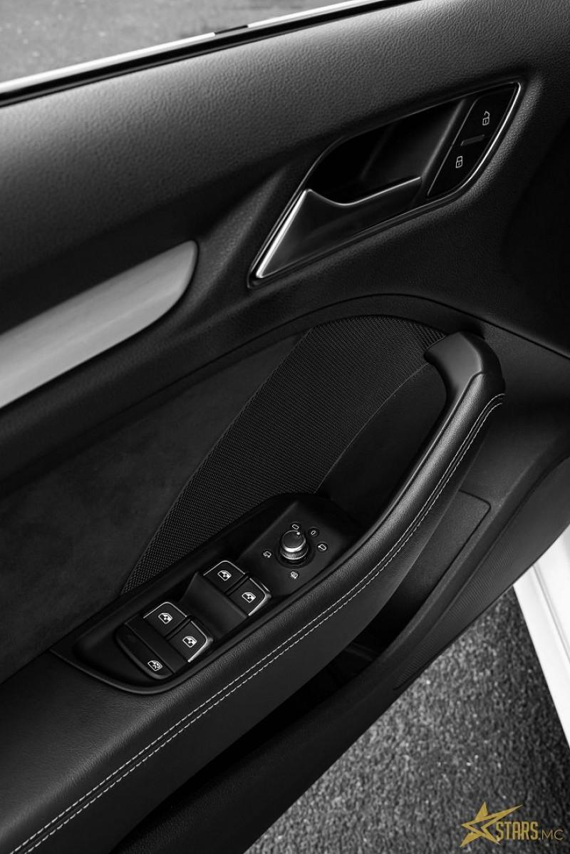 Photo 14 de l'offre de AUDI S3 SPORTBACK 2.0 TFSI 310CH QUATTRO S TRONIC 7 à 41400€ chez Stars Monte Carlo