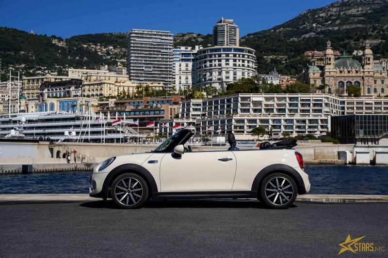 Photo 6 de l'offre de MINI CABRIO COOPER S 192CH RED HOT CHILI BVA à 31500€ chez Stars Monte Carlo
