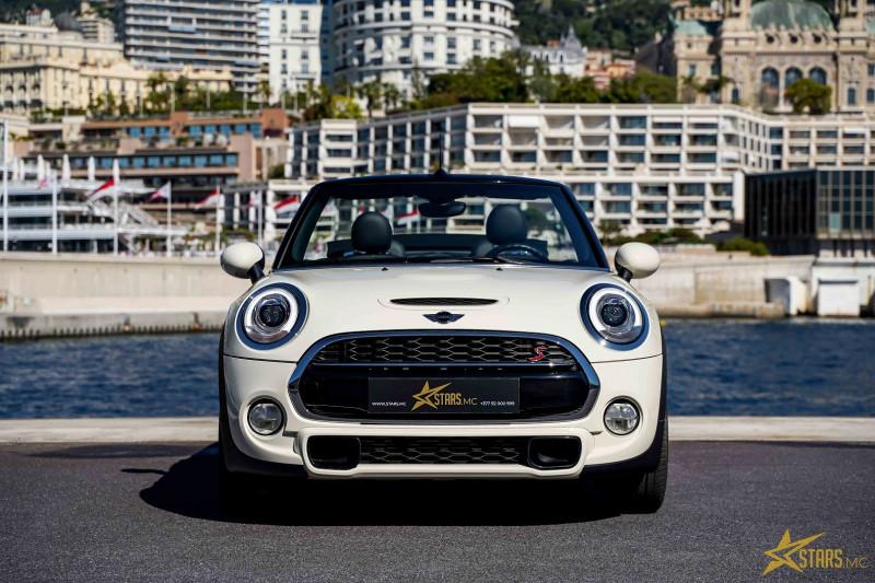 Photo 4 de l'offre de MINI CABRIO COOPER S 192CH RED HOT CHILI BVA à 31500€ chez Stars Monte Carlo