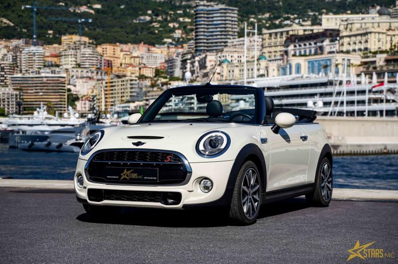 Photo 5 de l'offre de MINI CABRIO COOPER S 192CH RED HOT CHILI BVA à 31500€ chez Stars Monte Carlo