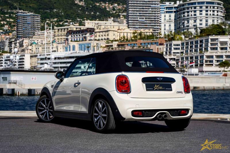 Photo 8 de l'offre de MINI CABRIO COOPER S 192CH RED HOT CHILI BVA à 31500€ chez Stars Monte Carlo