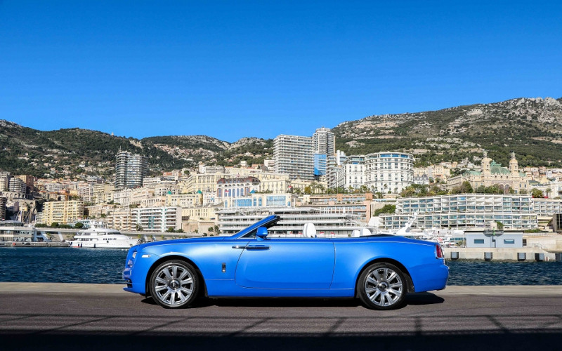 Photo 4 de l'offre de ROLLS-ROYCE DAWN V12 6.6 571CH à 300000€ chez Stars Monte Carlo