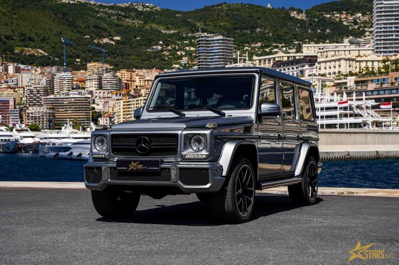 Photo 4 de l'offre de MERCEDES-BENZ CLASSE G 350 BLUETEC BREAK LONG 7G-TRONIC + à 71000€ chez Stars Monte Carlo