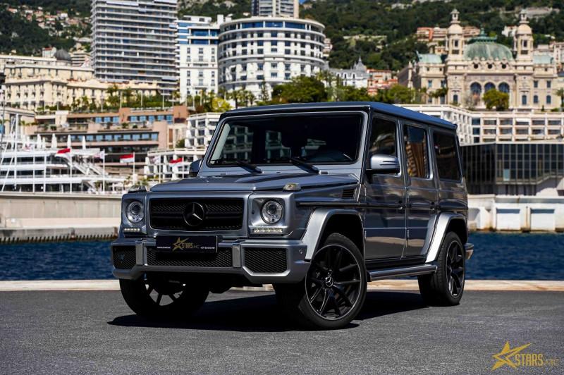 Photo 2 de l'offre de MERCEDES-BENZ CLASSE G 350 BLUETEC BREAK LONG 7G-TRONIC + à 71000€ chez Stars Monte Carlo