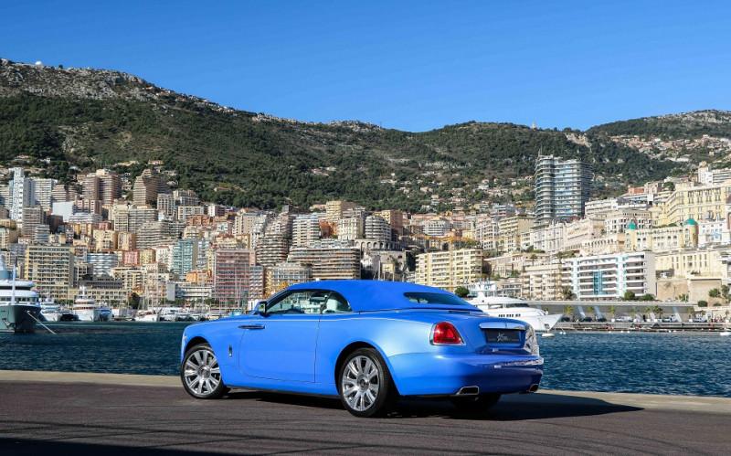Photo 7 de l'offre de ROLLS-ROYCE DAWN V12 6.6 571CH à 300000€ chez Stars Monte Carlo