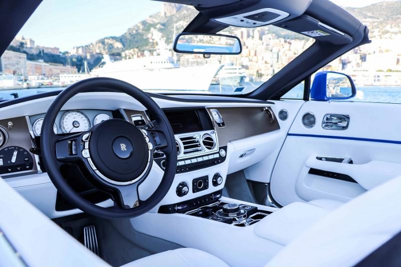 Photo 10 de l'offre de ROLLS-ROYCE DAWN V12 6.6 571CH à 300000€ chez Stars Monte Carlo