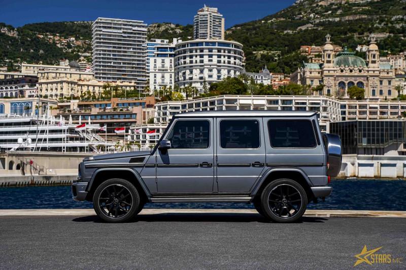 Photo 5 de l'offre de MERCEDES-BENZ CLASSE G 350 BLUETEC BREAK LONG 7G-TRONIC + à 71000€ chez Stars Monte Carlo