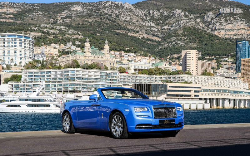 Photo 8 de l'offre de ROLLS-ROYCE DAWN V12 6.6 571CH à 300000€ chez Stars Monte Carlo