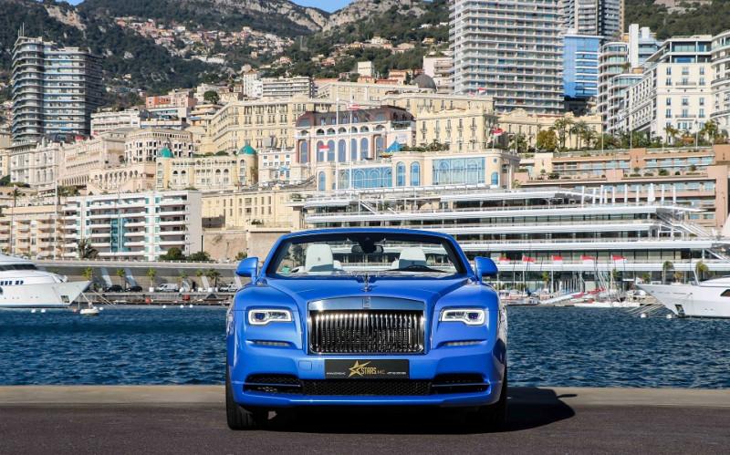 Photo 3 de l'offre de ROLLS-ROYCE DAWN V12 6.6 571CH à 300000€ chez Stars Monte Carlo