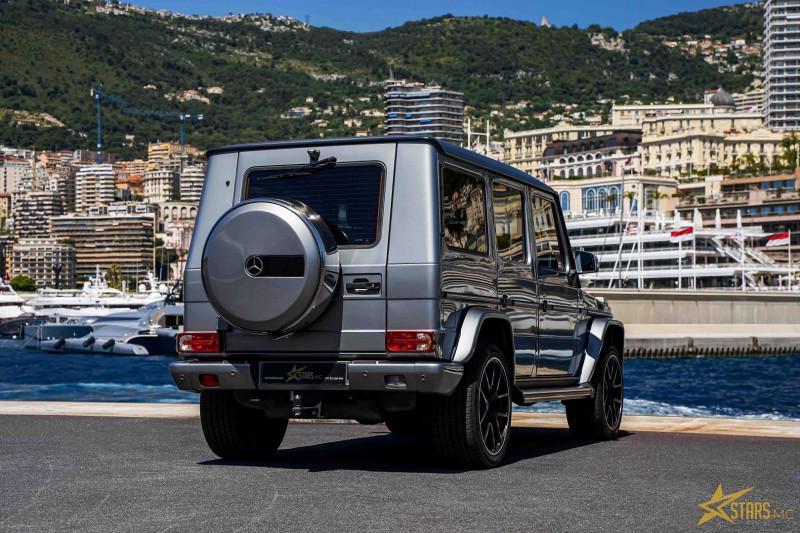 Photo 8 de l'offre de MERCEDES-BENZ CLASSE G 350 BLUETEC BREAK LONG 7G-TRONIC + à 71000€ chez Stars Monte Carlo