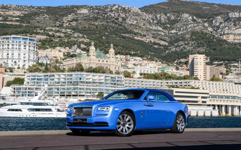 Photo 2 de l'offre de ROLLS-ROYCE DAWN V12 6.6 571CH à 300000€ chez Stars Monte Carlo