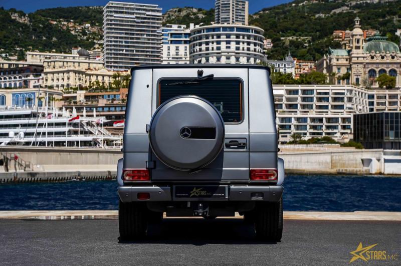 Photo 7 de l'offre de MERCEDES-BENZ CLASSE G 350 BLUETEC BREAK LONG 7G-TRONIC + à 71000€ chez Stars Monte Carlo