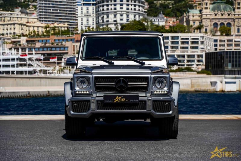 Photo 3 de l'offre de MERCEDES-BENZ CLASSE G 350 BLUETEC BREAK LONG 7G-TRONIC + à 71000€ chez Stars Monte Carlo
